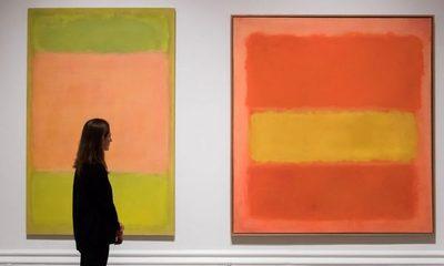 Curso gratuito del MoMA sobre pintura abstracta de posguerra