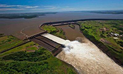 Itaipú prevé destinar US$ 400 millones a sistemas eléctricos de Paraguay y Brasil