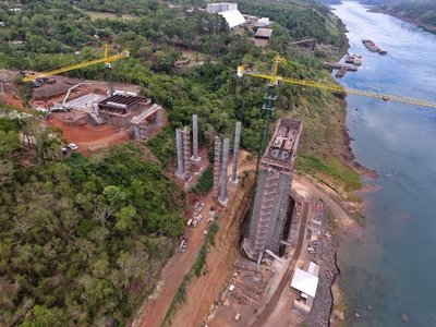 Lanzan licitación para obras de acceso al segundo puente en el Este