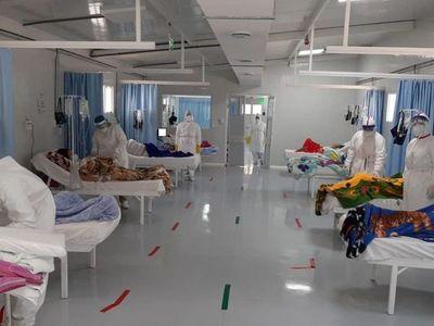 """Coronavirus: """"Nos fuimos a la m..."""", dijo directora del Hospital de Itauguá"""
