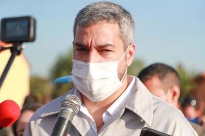 Abdo iniciará jornada en Palacio de Gobierno y luego entregará viviendas en Itauguá