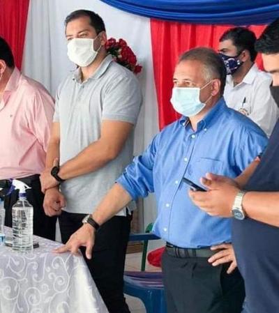 Prieto buscará evitar que el exzacariista Chávez asuma como intendente interino