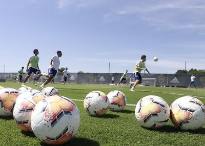 Boca recibe a Santos por la primera semifinal de la Copa Libertadores