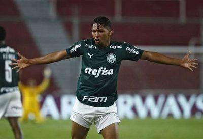 Palmeiras goleó a River Plate por 0-3 y acaricia la final