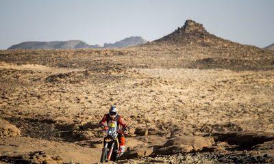 Dakar: Toby Price y Al Attiyah, los destacados de la tercera etapa