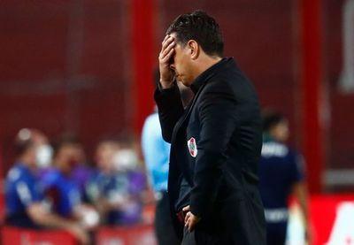 ¿Qué dijo Marcelo Gallardo sobre el error de Robert Rojas?