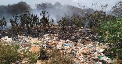 La Nación / Constataron posibles irregularidades en vertedero municipal de Minga Guazú