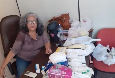 Mirta Torres Antúnez: Ojalá no se partidice el departamento