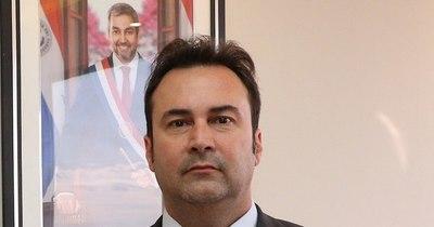 """La Nación / IPS: Gubetich destaca """"transparencia"""" en adjudicación para compra de software"""