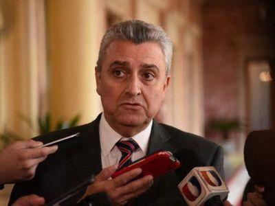 Villamayor se pone a disposición de la Comisión Permanente