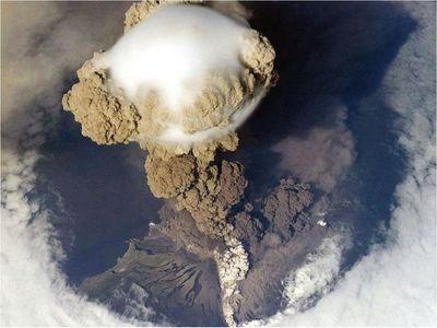 Crean modelo para medir mejor las erupciones volcánicas antiguas