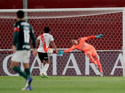 Una noche fatal en el Libertadores de América