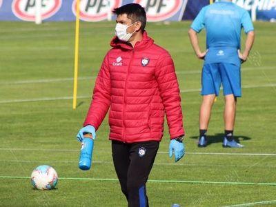 Huachipato anunció la salida de Gustavo Florentín