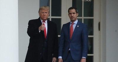 La Nación / EEUU respalda a Guaidó con disposición especial sobre sanciones a Venezuela