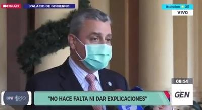 """Villamayor y su petulancia: """"No entiendo por qué tanta desconfianza. No hace falta ni dar explicaciones"""""""