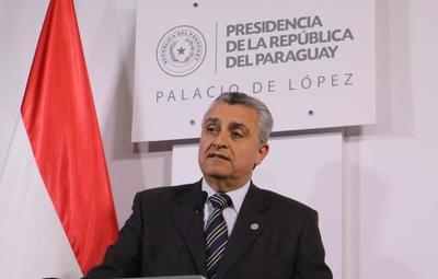 Canciller desmiente expresiones del jefe de Gabinete y legitima a Guaidó