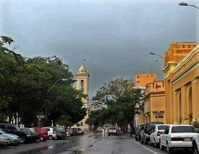 Pronostican tormenta para 12 departamentos