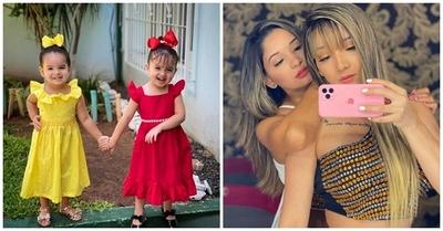 """Las hijas de Marilina y Mariela celebran """"Los Reyes"""""""