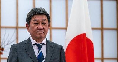 La Nación / Canciller japonés Toshimitsu Motegi llega mañana a Asunción