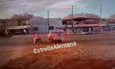 Asaltan a una mujer en Coronel Oviedo – Prensa 5