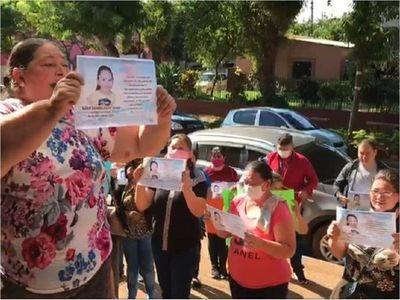 Exigen justicia tras muerte de niña a causa de conductor alcoholizado