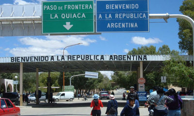 Argentina podría endurecer restricciones para entrar y salir del país