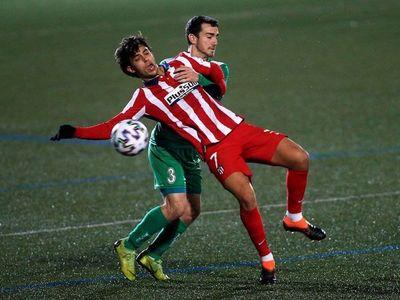El Cornellá elimina al Atlético de Madrid