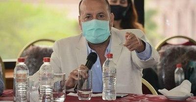 La Nación / Presidente del Senado minimiza negociado entre Petropar y PDVSA