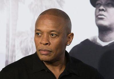 Rapero Dr. Dre sufrió un aneurisma cerebral