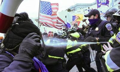 Tensión en Washington: el Senado entró en receso y el vicepresidente Mike Pence fue evacuado del Capitolio por los disturbios – Prensa 5