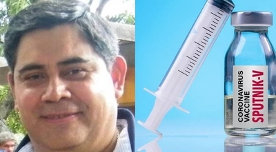 HOY / Empresa que busca traer vacuna rusa contra el COVID-19 pertenecería al clan Ferreira
