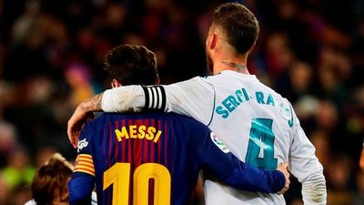 Afirman que PSG irá por Messi y Sergio Ramos para formar un equipo de ensueño