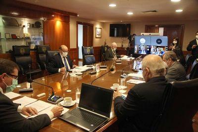 Corte aprueba dictamen que recomienda indulto presidencial de tres personas