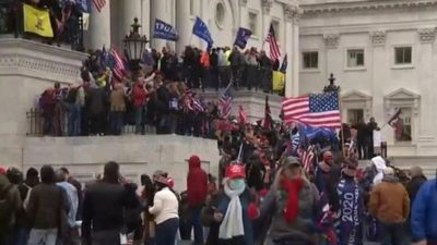 El caos se apoderó de Washington