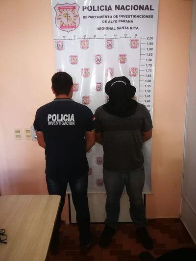 Detienen a un hondureño buscado por abuso sexual en niños