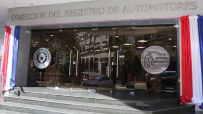 Registro Automotor cerró el 2020 con más de 2,5 millones de matriculaciones