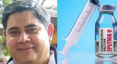 Empresa que busca traer vacuna rusa contra el COVID-19 pertenecería al clan Ferreira