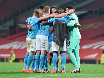 El City pasa a la final de la Copa de la Liga tras superar al United