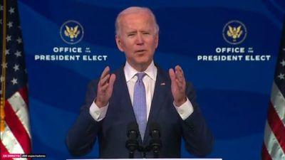 """Democracia de EE.UU """"está bajo un ataque inédito"""", asegura Joe Biden"""