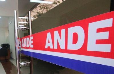 ANDE informa casos de COVID en oficinas de agencia regional Paraguarí