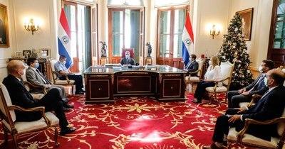 La Nación / Abdo Benítez cometió una falta de respeto al Poder Legislativo, dice Latorre