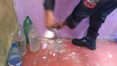 Descubren dinamita en gel en cárcel de Concepción
