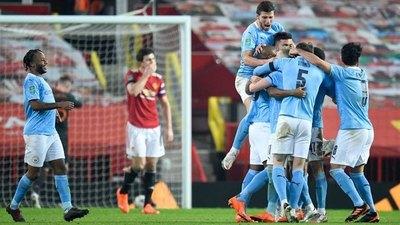 Manchester City se queda con el clásico y avanza a la final