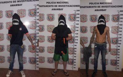 """Imputan a supuestos sicarios del PCC al servicio de """"Bonitão"""""""