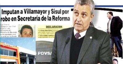 La Nación / Oscuros antecedentes empañan carrera política del jefe de Gabinete de Abdo