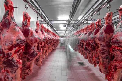 Nuevo récord de exportación cárnica en pleno año pandémico