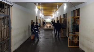 Abortan intento de fuga en Concepción: hallaron dinamita en gel y boquete en la pared