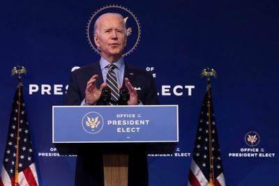Joe Biden asumirá la presidencia de los Estados Unidos