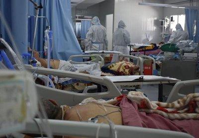 Covid-19: Advierten que pacientes pueden no recibir asistencia por saturación en hospitales
