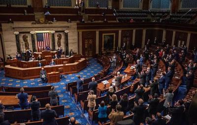 El Congreso de Estados Unidos confirmó la victoria de Joe Biden